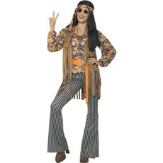 Jaren 60 kostuum hippie Joy
