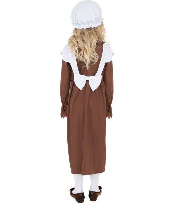 Victoriaans meisjes kostuum