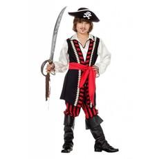 Piratenjongen verkleedkleren