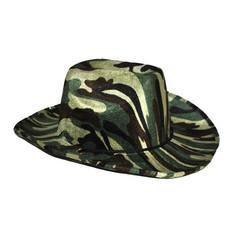 Legerhoed cowboy camouflage