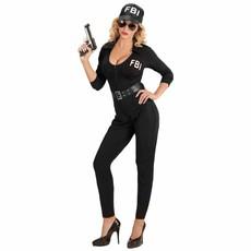 Fbi Agent Vrouw Kostuum