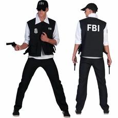 FBI kostuum man