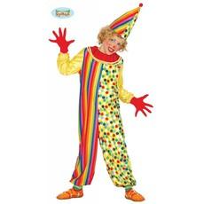 Clown verkleedpakje kind