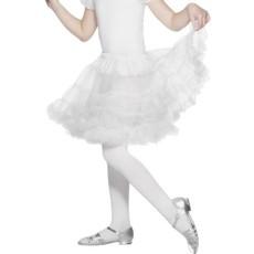 Witte petticoat kind