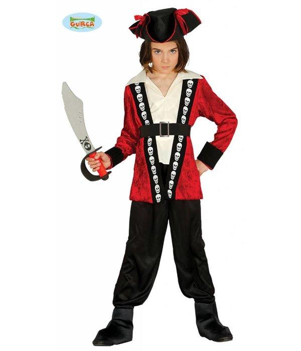 Beste Piraten kostuum kind Edward - Feestbazaar.nl TH-17
