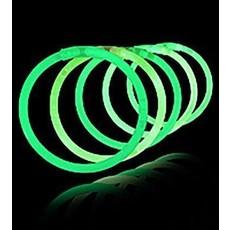 Glow in Dark armbanden groen