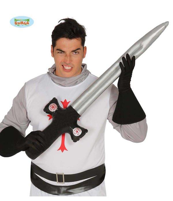 Opblaasbare zwaard 103cm