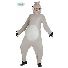 Nijlpaard kostuum