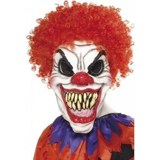 Enge Clownsmasker Halloween