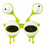 Bril Alien met ogen