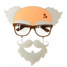 Bril oude man