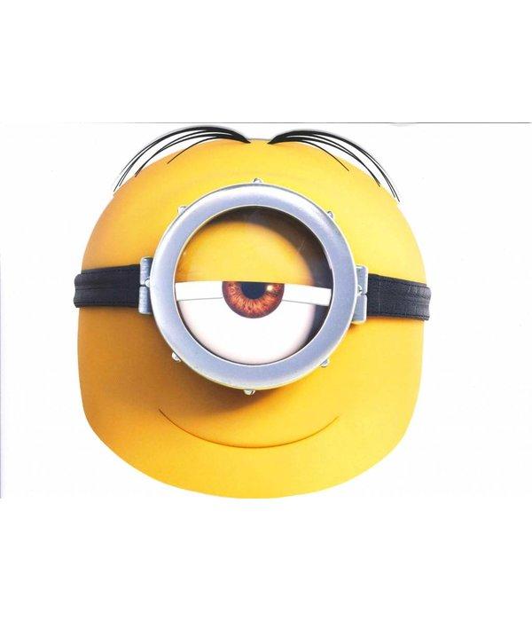Masker minion Carl