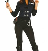 Swat Outfit dames spandex
