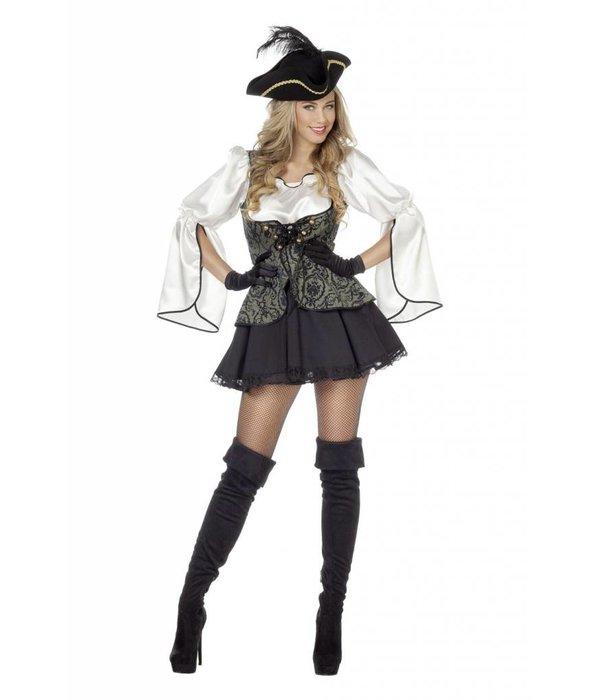 Piratendame Jurk