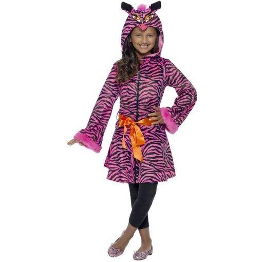 Zebra jasje kind pink