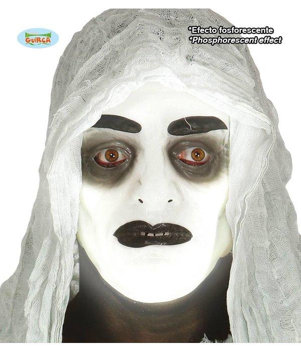 Masker Spook Fluoriserend