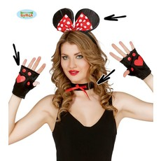 Mini mouse set 3-delig