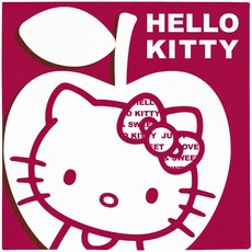 Servetten Hello Kitty Apple 20 stuks