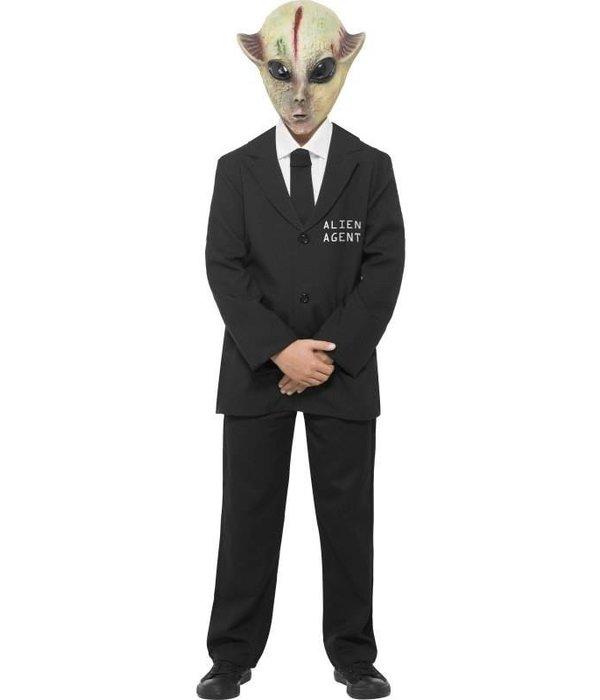 Alien Agent halloween pak