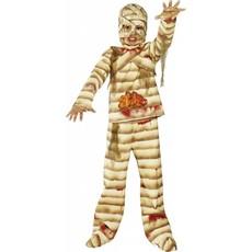 Halloween Mummie pak kind