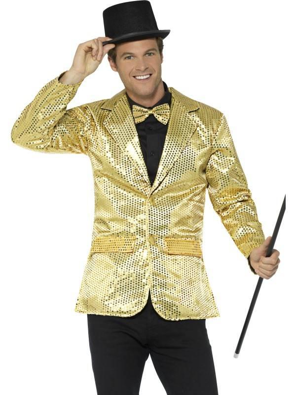 Colbert goud pailletten
