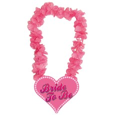 Hawaii krans roze Bride to be
