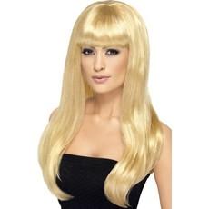 Babelicious pruik blond