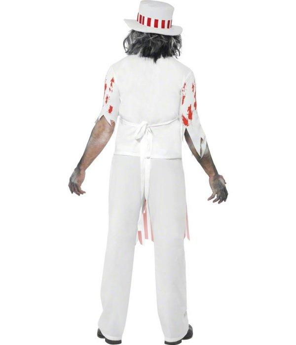 Halloween kleding: Bloederige Slager