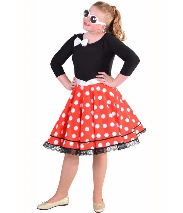 Rock en Roll jurk kind