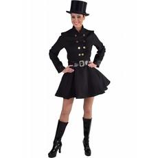 Schoorsteenverger kostuum vrouw