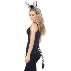 Zebra verkleedset