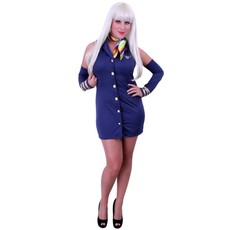 Stewardess uniform