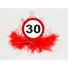 30 Jaar Verkeersbord Tiara