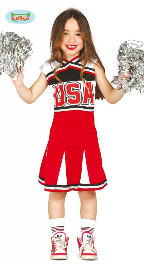 Cheerleader pakje kind USA