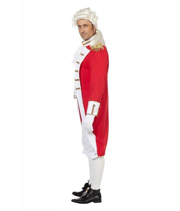 Garde Musketier kostuum man