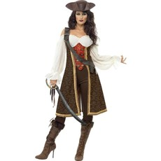 High Seas Piratenpak vrouw