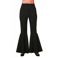 Hippie broek zwart vrouw Jess