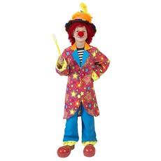 Clownspak jongen Stars