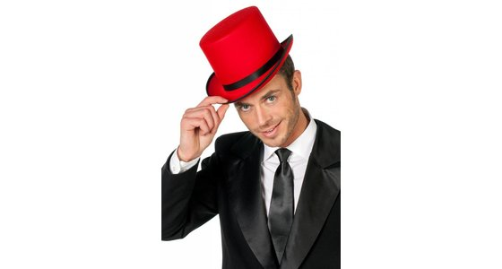 Rode hoed