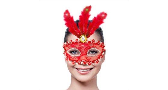 Rood masker