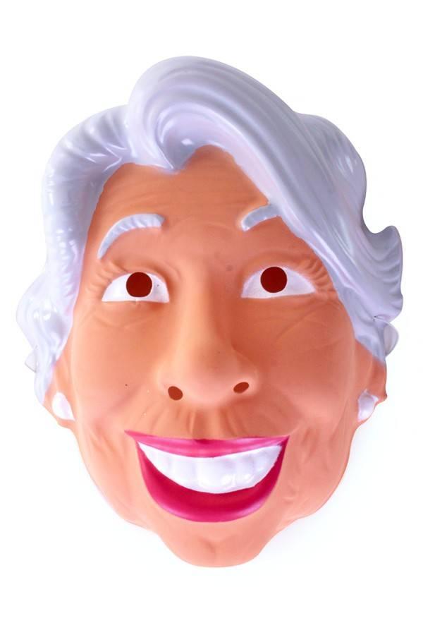 Wonderbaar Sarah 50 jaar masker plastic - Feestbazaar.nl YB-59