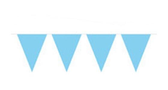 Blauwe versiering - decoratie