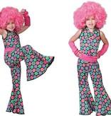 Polka Dot Disco Jumpsuit kind