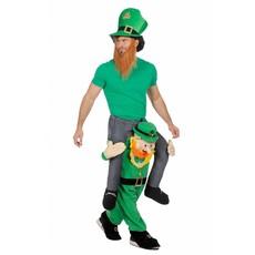 St. Patrick draag me kostuum