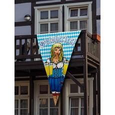 Grote vlag Oktoberfest 90x150cm