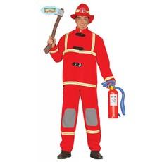 Brandweer kostuum man