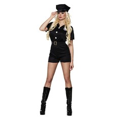 Playsuit police girl