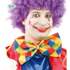 Geruite Strik Clown