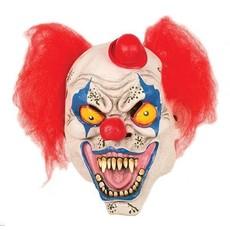 Masker Clownkiller met hoedje