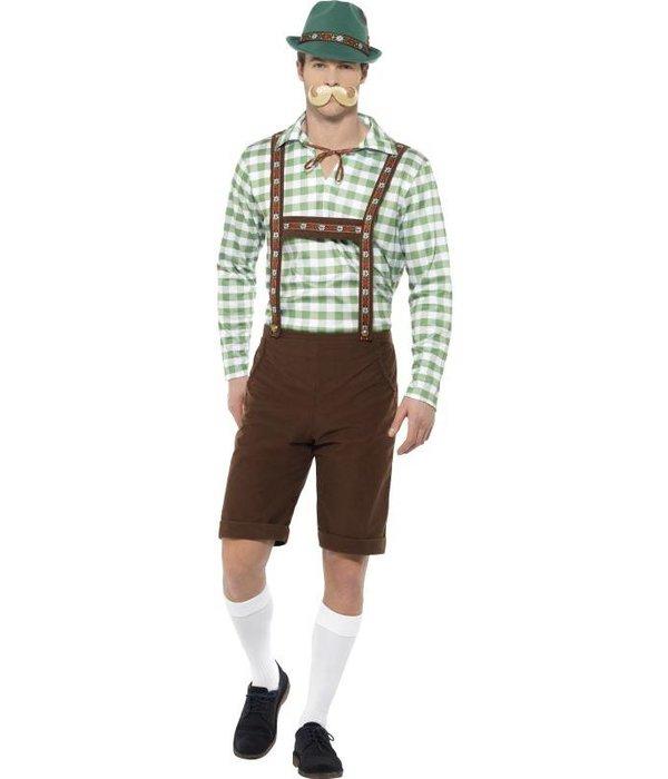 Kostuum Heren.Budget Bavarian Kostuum Heren